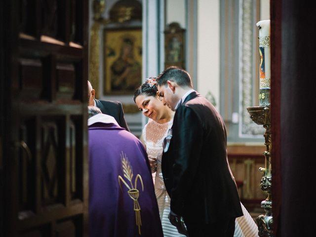 La boda de Higinio y Davinia en Alzira, Valencia 98
