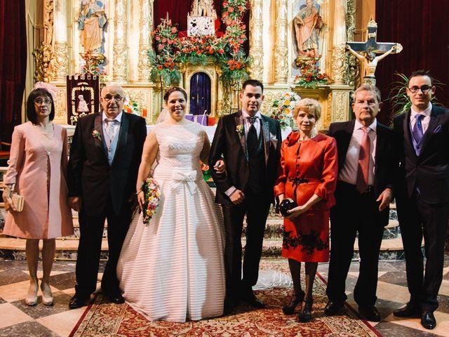 La boda de Higinio y Davinia en Alzira, Valencia 102