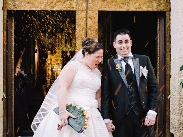 La boda de Higinio y Davinia en Alzira, Valencia 104