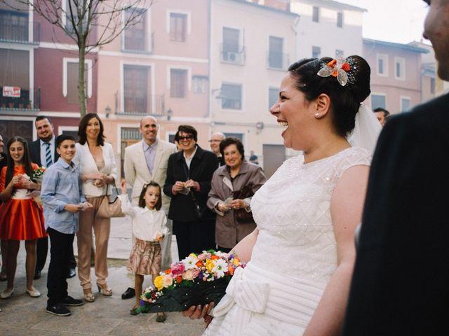 La boda de Higinio y Davinia en Alzira, Valencia 105