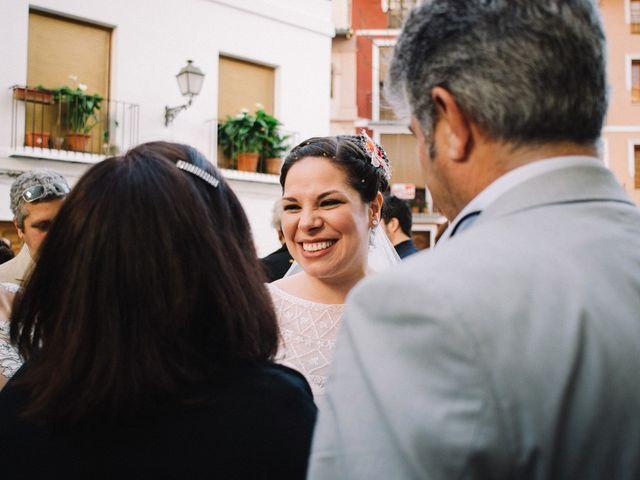La boda de Higinio y Davinia en Alzira, Valencia 108