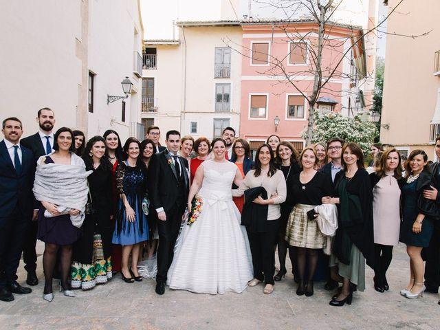 La boda de Higinio y Davinia en Alzira, Valencia 111