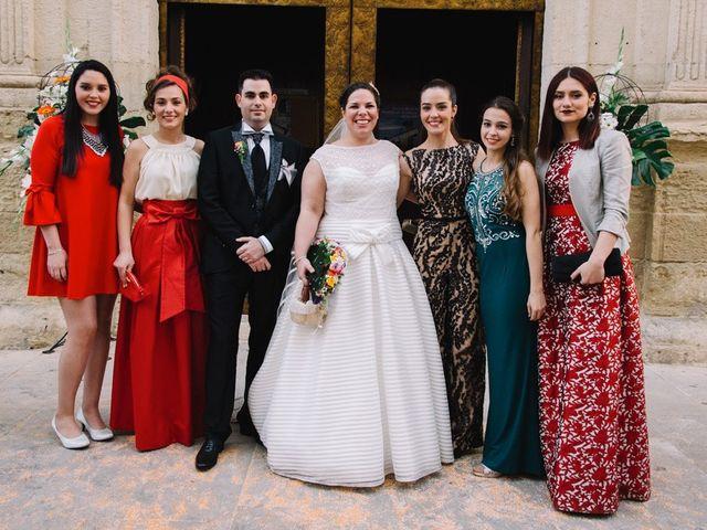 La boda de Higinio y Davinia en Alzira, Valencia 115