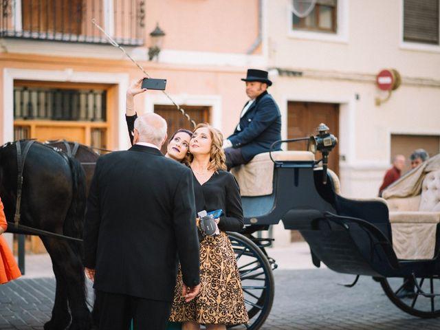 La boda de Higinio y Davinia en Alzira, Valencia 117