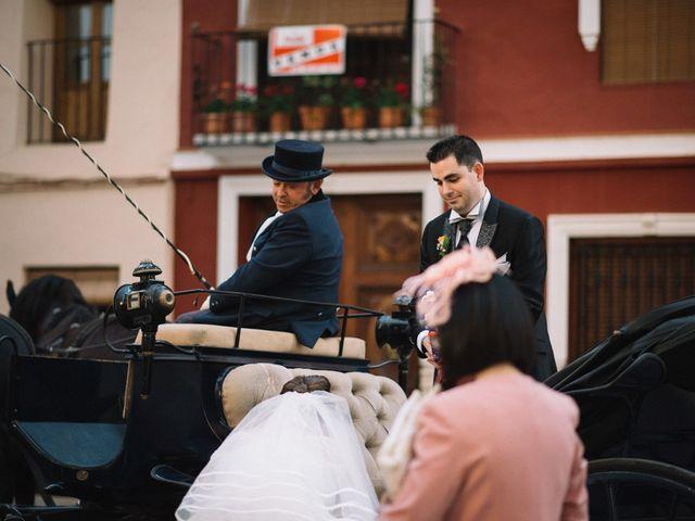 La boda de Higinio y Davinia en Alzira, Valencia 119