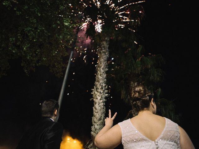 La boda de Higinio y Davinia en Alzira, Valencia 127