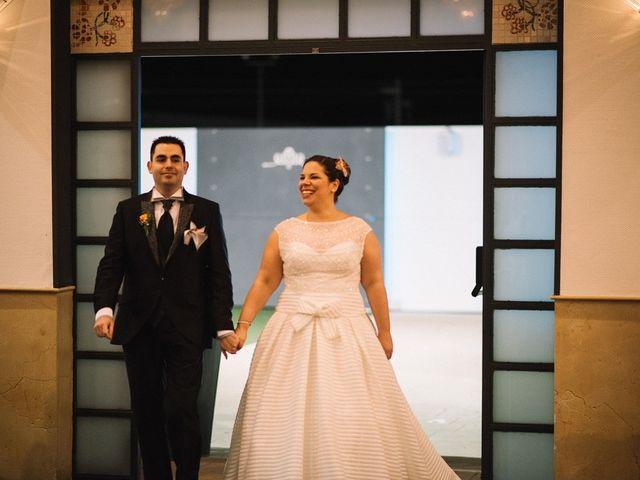 La boda de Higinio y Davinia en Alzira, Valencia 145