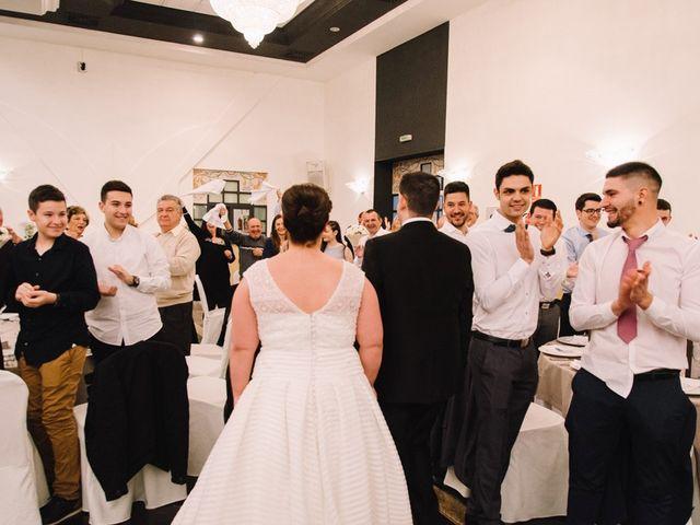 La boda de Higinio y Davinia en Alzira, Valencia 148