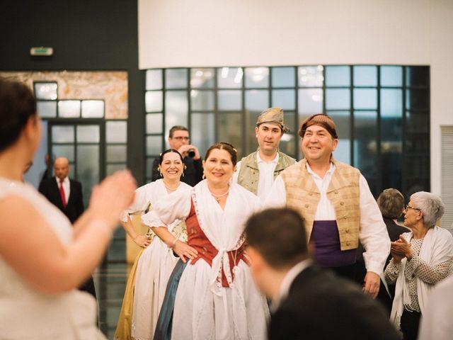 La boda de Higinio y Davinia en Alzira, Valencia 150
