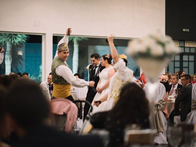 La boda de Higinio y Davinia en Alzira, Valencia 153