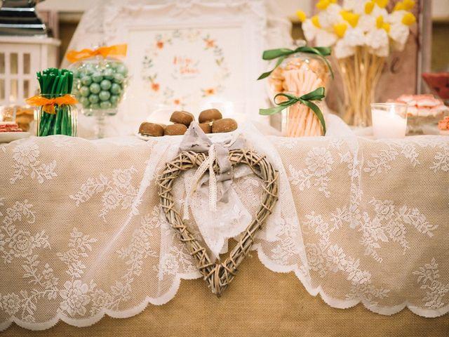 La boda de Higinio y Davinia en Alzira, Valencia 155