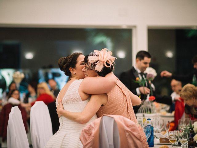 La boda de Higinio y Davinia en Alzira, Valencia 165