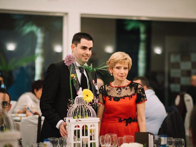 La boda de Higinio y Davinia en Alzira, Valencia 167