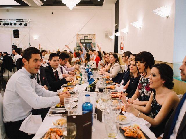 La boda de Higinio y Davinia en Alzira, Valencia 177