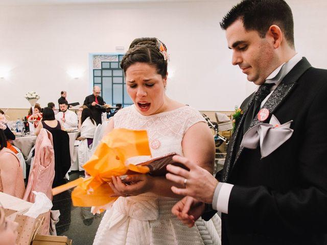 La boda de Higinio y Davinia en Alzira, Valencia 183