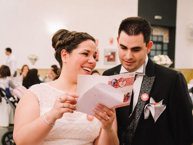 La boda de Higinio y Davinia en Alzira, Valencia 184