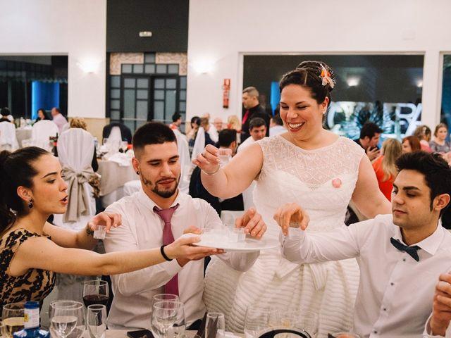 La boda de Higinio y Davinia en Alzira, Valencia 189