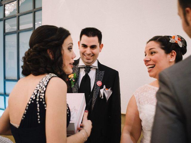 La boda de Higinio y Davinia en Alzira, Valencia 194