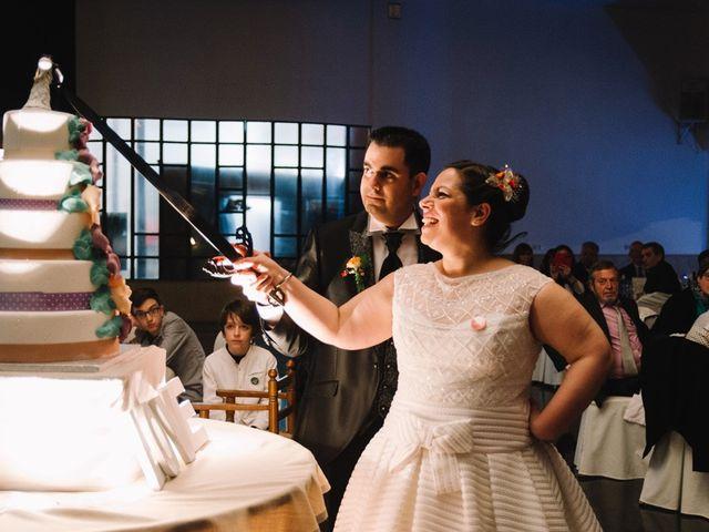 La boda de Higinio y Davinia en Alzira, Valencia 197
