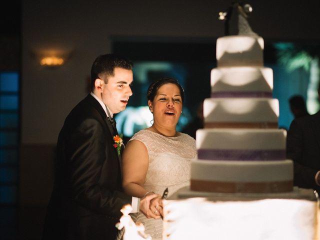 La boda de Higinio y Davinia en Alzira, Valencia 199