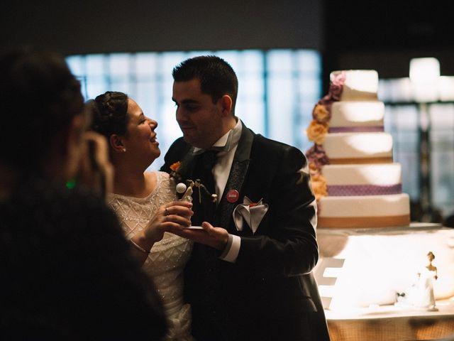La boda de Higinio y Davinia en Alzira, Valencia 202