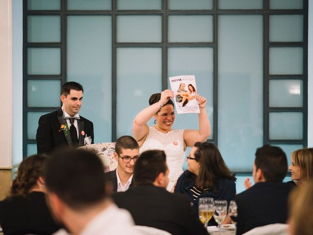 La boda de Higinio y Davinia en Alzira, Valencia 207