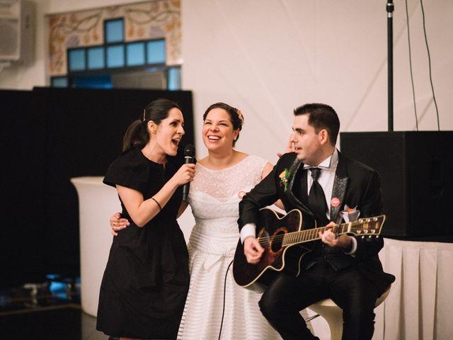 La boda de Higinio y Davinia en Alzira, Valencia 217
