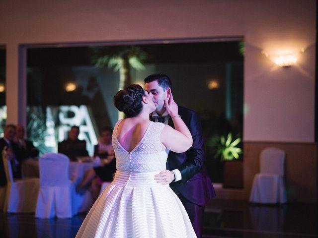 La boda de Higinio y Davinia en Alzira, Valencia 220