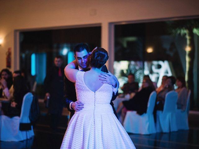 La boda de Higinio y Davinia en Alzira, Valencia 221
