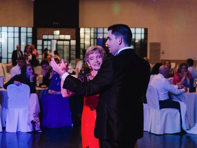 La boda de Higinio y Davinia en Alzira, Valencia 225