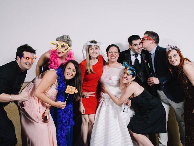La boda de Higinio y Davinia en Alzira, Valencia 241