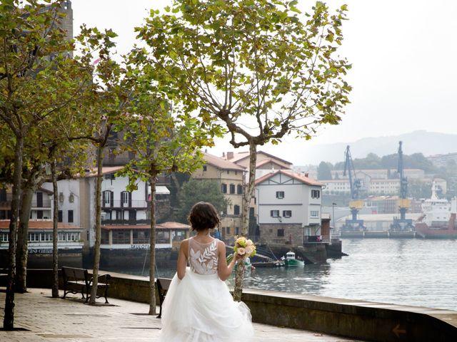 La boda de Alex y Miriam en Pasai Donibane, Guipúzcoa 4