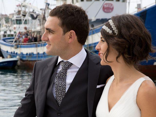 La boda de Alex y Miriam en Pasai Donibane, Guipúzcoa 8