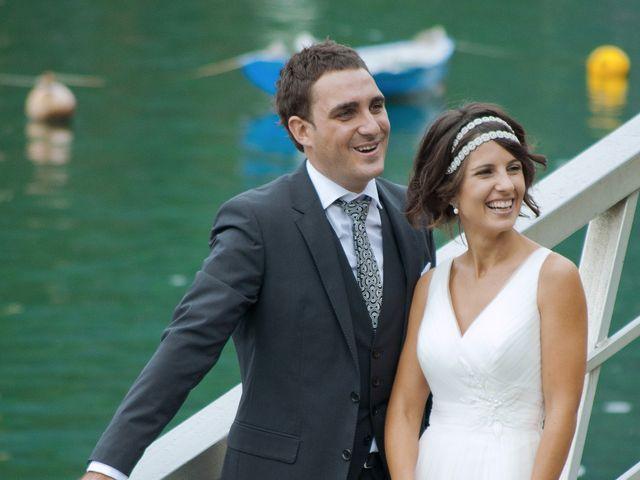 La boda de Alex y Miriam en Pasai Donibane, Guipúzcoa 10