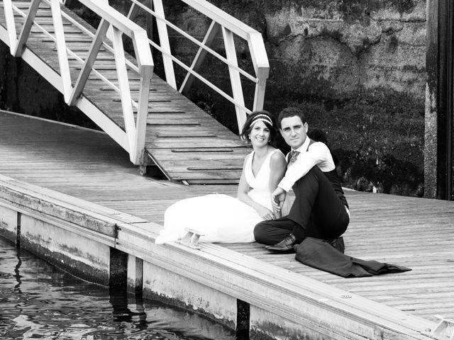 La boda de Alex y Miriam en Pasai Donibane, Guipúzcoa 11