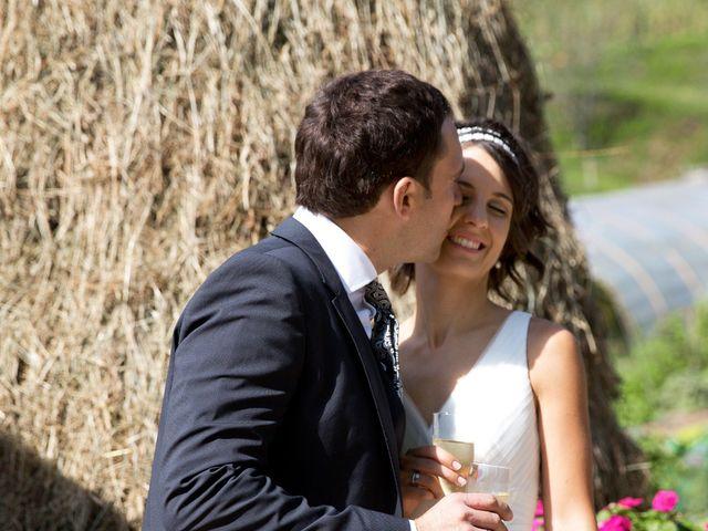 La boda de Alex y Miriam en Pasai Donibane, Guipúzcoa 23