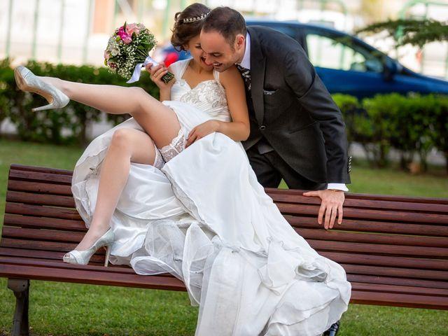 La boda de Maite y José