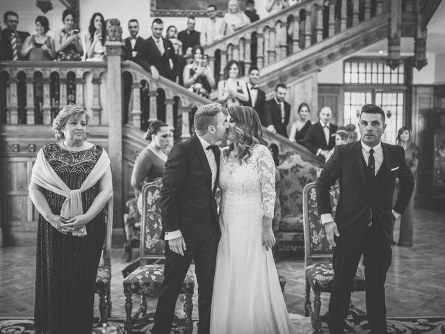 La boda de Iván y Verónica en Oruña De Pielagos, Cantabria 17