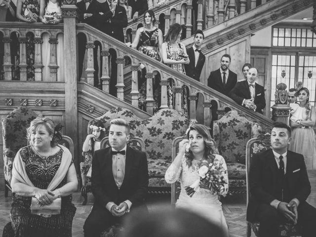 La boda de Iván y Verónica en Oruña De Pielagos, Cantabria 23