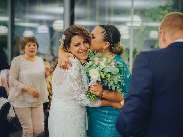 La boda de Iván y Verónica en Oruña De Pielagos, Cantabria 55