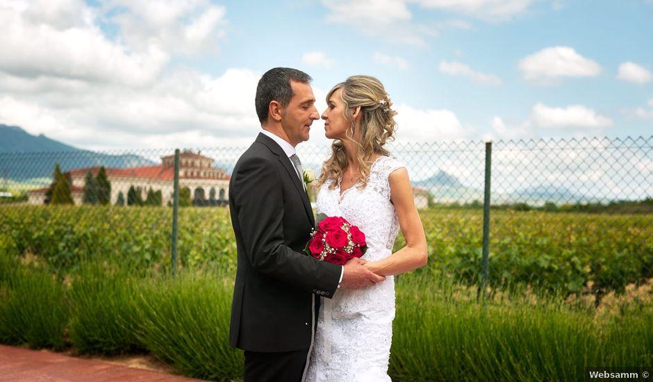 La boda de Imanol y Maite en Laguardia, Álava