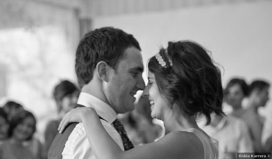 La boda de Alex y Miriam en Pasai Donibane, Guipúzcoa