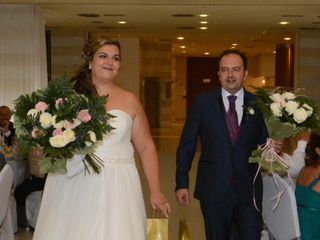 La boda de Elena y Paco 2