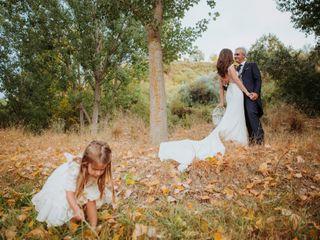 La boda de Leila y Rubén