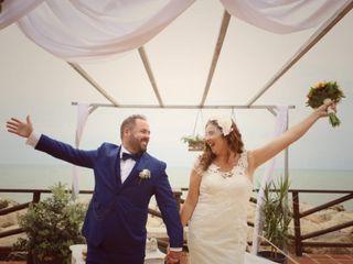 La boda de Irene y Rafa