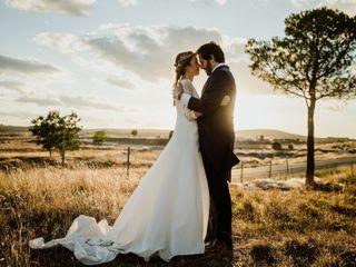 La boda de Vanesa y Isaac