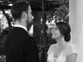 La boda de Carmen y Markus