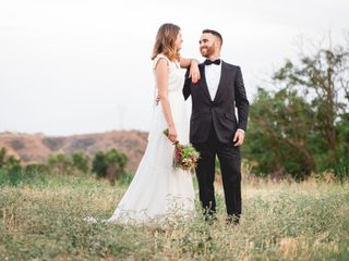 La boda de Rebeca y Javier