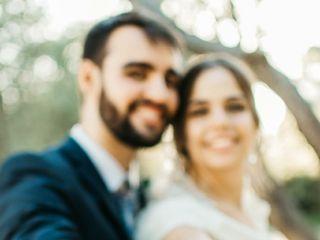 La boda de Isaac y Paula 1
