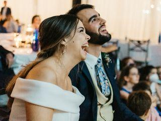 La boda de Isaac y Paula 2